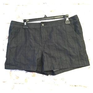 Calvin Klein Shorts with strips and metal buttons